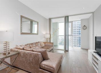Thumbnail 1 bedroom flat for sale in Sky Gardens, Wandsworth Road, Nine Elms