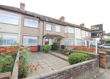 Thumbnail 3 bed terraced house for sale in Headstone Drive, Harrow