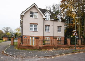 Thumbnail 2 bed flat for sale in Hatfield Court, Heatherley Road, Camberley