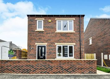 Thumbnail 3 bed detached house for sale in Plot One Pilsley Road, Danesmoor, Chesterfield