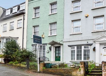 Thumbnail 3 bed town house for sale in Blackheath Hill, London