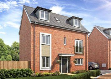 Thumbnail 4 bed detached house for sale in Plot 82 & Plot 83, Reserved Cofton Grange, Cofton Hackett