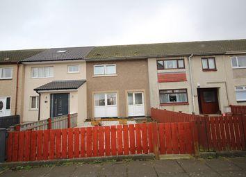 Thumbnail 3 bedroom terraced house for sale in Craigmount, Kirkcaldy, Fife