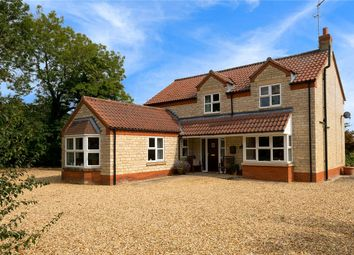 Thumbnail 4 bedroom detached house for sale in Dembleby, Sleaford, Lincolnshire