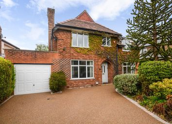 Thumbnail 4 bed detached house for sale in Woodlands Road, Harrogate