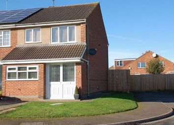 Thumbnail 3 bedroom end terrace house for sale in Oundle Drive, Moulton, Northampton