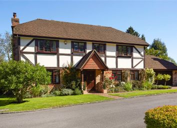 5 bed detached house for sale in Birchcroft Close, Chaldon, Surrey CR3