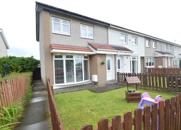 Thumbnail 2 bed end terrace house for sale in North Calder Road, Viewpark, Uddingston