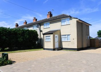 Thumbnail 3 bed end terrace house to rent in Broad Street, Clifton, Shefford