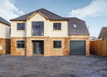 Thumbnail 4 bed detached house for sale in Off Hallcroft Road, Retford