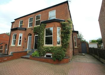 Thumbnail 3 bed semi-detached house for sale in Temple Road, Sale