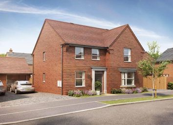 "Thumbnail 4 bedroom detached house for sale in ""Holden"" at Broughton Crossing, Broughton, Aylesbury"
