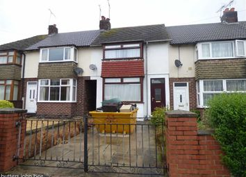 Thumbnail 3 bed terraced house for sale in Micklewright Avenue, Crewe