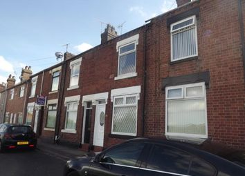 Thumbnail 3 bed terraced house for sale in Regina Street, Stoke-On-Trent, Staffordshire