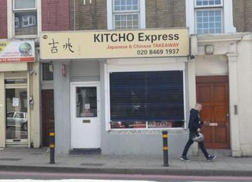 Thumbnail Retail premises to let in Blackheath Road, London