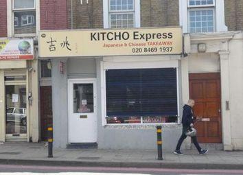 Retail premises to let in Blackheath Road, London SE10