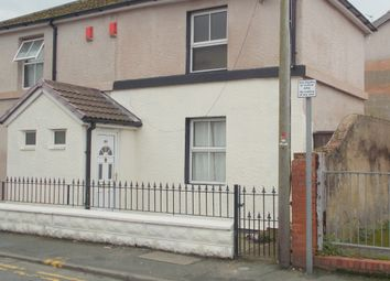 Thumbnail 2 bed semi-detached house to rent in Church Street, Rhyl, Denbighshire