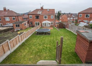 Thumbnail 3 bed semi-detached house for sale in Carrholm Drive, Leeds, West Yorkshire