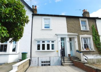 Thumbnail 3 bed terraced house for sale in Claremont Terrace, Portsmouth Road, Thames Ditton