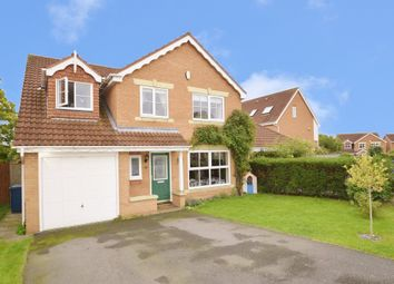 Thumbnail 5 bed detached house for sale in Butlers Field, Langar