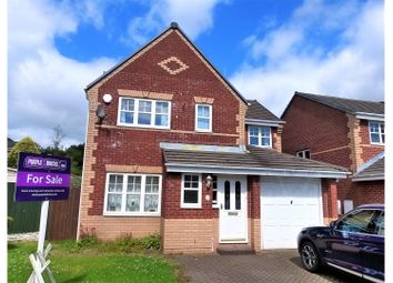 Thumbnail 4 bed detached house for sale in Fields Road, Haslingden