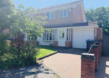 Thumbnail 3 bed semi-detached house to rent in Redwing, Wilnecote, Tamworth