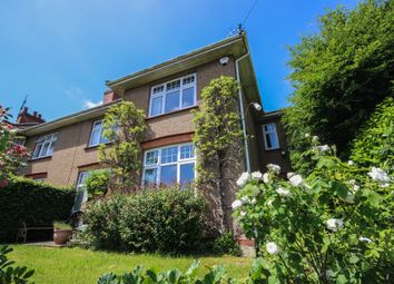 Thumbnail 4 bed semi-detached house for sale in Wellsway, Bath