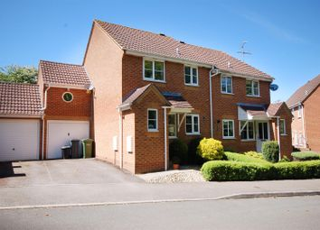 Thumbnail 3 bed semi-detached house for sale in Willow Close, Cam, Dursley