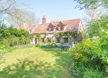 Thumbnail 4 bed semi-detached house for sale in The Drove, West Raynham, Fakenham