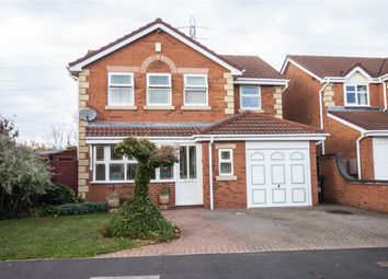Thumbnail 4 bed detached house for sale in Mavor Avenue, Burntwood