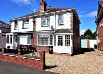 Thumbnail 3 bed semi-detached house for sale in Bustleholme Lane, West Bromwich