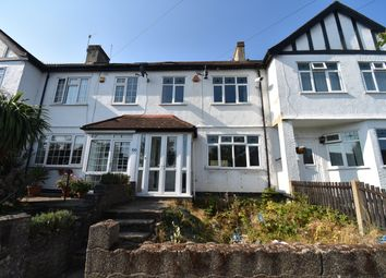 Thumbnail 3 bed terraced house for sale in Alliance Road, London