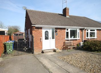 Thumbnail 2 bed semi-detached bungalow for sale in Sands Lane, Hunmanby