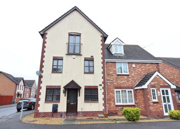 Thumbnail 4 bed semi-detached house for sale in White Avenue, Newport