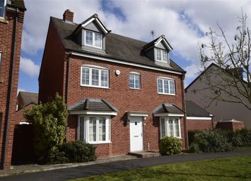 Thumbnail 5 bed detached house to rent in Trafalgar Road, Tewkesbury, Gloucestershire