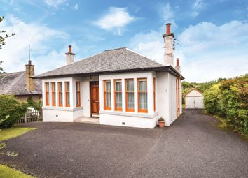 Thumbnail 2 bed detached bungalow for sale in 9 Letham Road, Perth, Perthshire