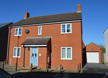 Thumbnail 4 bed detached house for sale in Hayward Avenue, West Wick, Weston-Super-Mare
