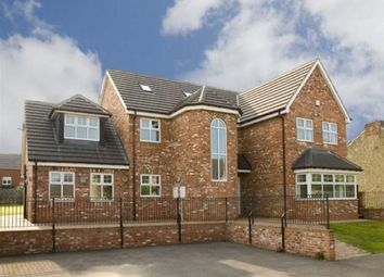 Thumbnail 5 bed detached house for sale in Station Court, Crook, Co Durham