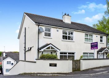 Thumbnail 3 bed semi-detached house for sale in Causeway Mews, Lisburn
