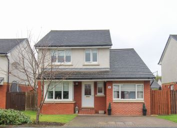 Thumbnail 4 bed detached house for sale in Oakridge Road, Glasgow