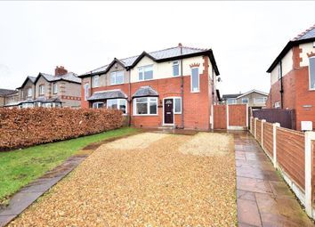 Thumbnail 3 bed semi-detached house for sale in Bryning Lane, Newton, Preston, Lancashire