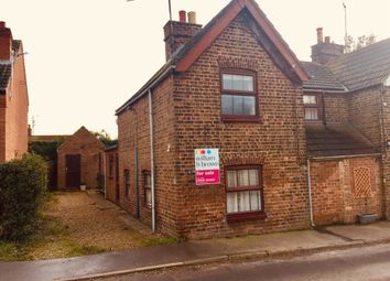 3 bed semi-detached house for sale in Main Street, Gedney Dyke, Spalding PE12