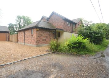 Thumbnail 4 bed detached house to rent in Landsend Lane, Lands End, Twyford, Reading
