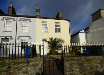 Thumbnail 3 bed end terrace house for sale in Lleyn Street, Pwllheli, Gwynedd