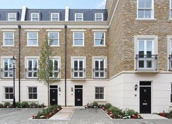 Thumbnail 4 bed terraced house for sale in Hurlingham Business Park, Sulivan Road, London