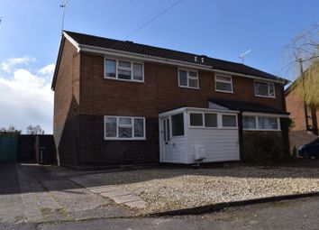 Thumbnail 3 bed semi-detached house to rent in Wyre Road, Wollaston, Stourbridge