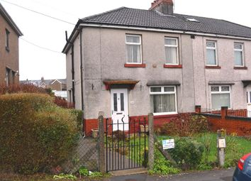 Thumbnail 3 bedroom semi-detached house for sale in Clark Avenue, Pontnewydd, Cwmbran