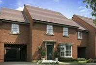 Thumbnail 4 bed detached house for sale in Sandbrook Park, Rossway Drive, Bushey, Hertfordshire