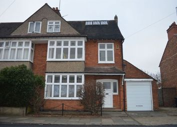 Thumbnail 4 bed semi-detached house to rent in Birchfield Road East, Abington, Northampton