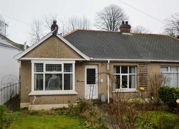 Thumbnail 2 bed bungalow for sale in Melvill Crescent, Falmouth